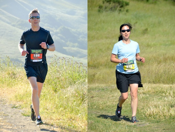 Running Wildcat Half Marathon & 5k