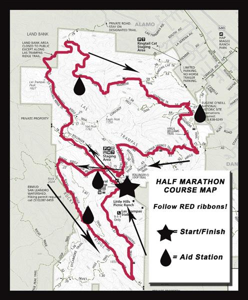 Big Sur Half Marathon Elevation Map.October 2012 Blisters Cramps Heaves