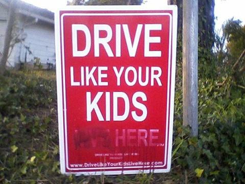 Drive Like Your Kids