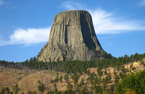 Devils Tower photo taken by Mike Sohaskey