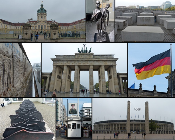 Berlin Marathon 2014 - Berlin city sites