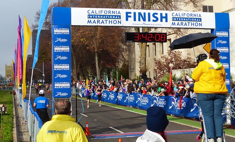 california marathon