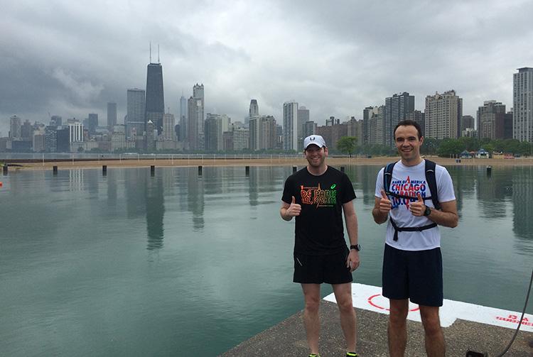Dan Solera & Dan Otto in Chicago