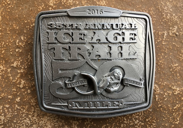 Ice Age buckle
