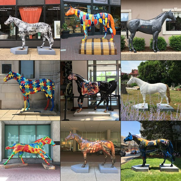 Gallopalooza — the horses of Louisville