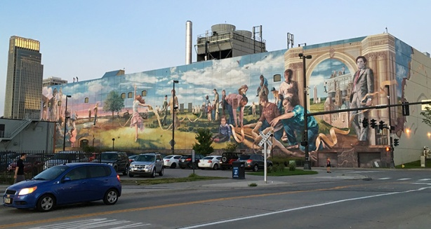 Omaha Mural Project