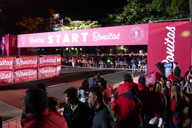 2017 Comrades Marathon Start line VIP view