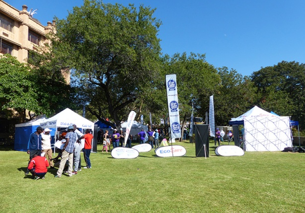 Victoria Falls Marathon Expo at Kingdom Hotel