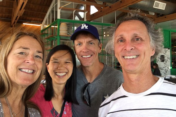 Mike Sohaskey, Katie Ho, Jeff Rohleder & Susan S