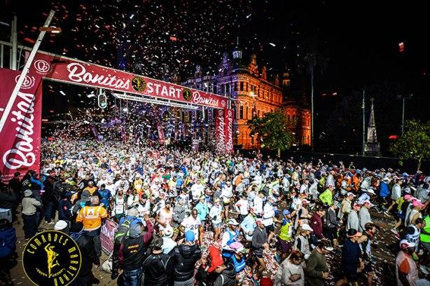 2018 Comrades Marathon start