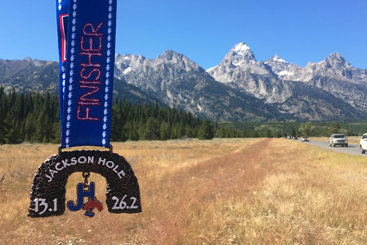 Jackson Hole 2018 medal