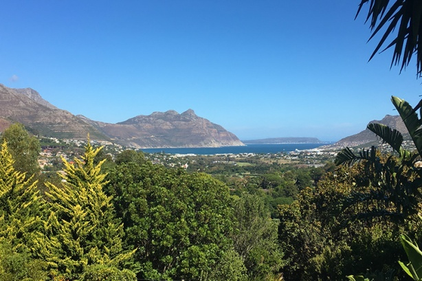 Hout Bay from Victorskloof Lodge