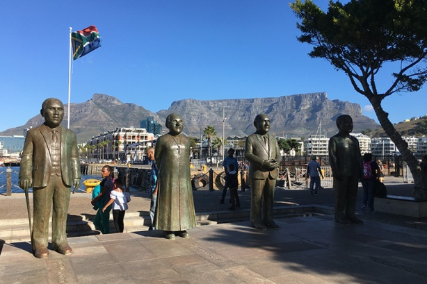Nobel Square in Cape Town