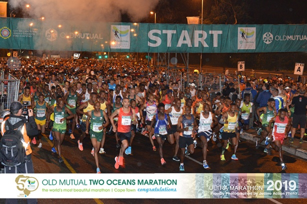 2019 Two Oceans Marathon start