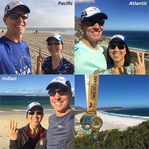 Los Angeles to Cape Town – one week, three oceans